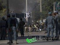 В результате атаки смертников на Британский совет в Кабуле погибли девять человек