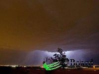 На столицу Аризоны обрушилась песчаная буря